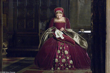 Scarlett Johansson in &quot;The Other Boleyn Girl.&quot;